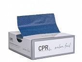 CPR Embossed Pre-Cut Foil Blue 200 Sheets