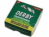 Derby Professional Razor Blades 100 pack