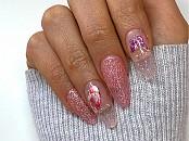 Mitty Pearl & Holo Glitter