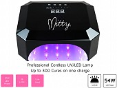 Mitty Cordless 54W UV/LED Lamp