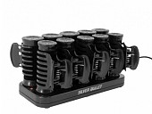Silver Bullet 10 piece Master Curl Hot Rollers