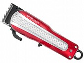 Silver Bullet Easy Glider Red Rechargeable Clipper